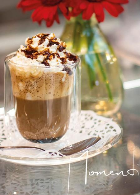 Kaffee bei Momenti